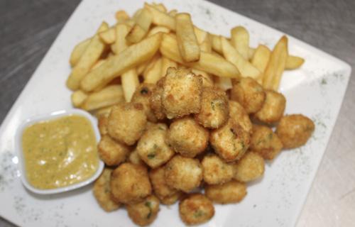 Queso frito Lima